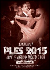 Ples 2015