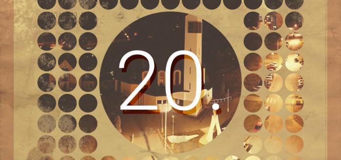 20. výročie posviacky